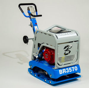 Bartell Br3570 Reversible Plate Compactor Extension Plates 1 Year Warranty