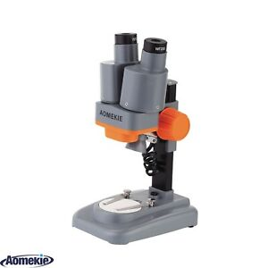 Aomekie 40x Stereo Microscope For Adults Pcb Phone Repairing Soldering Tool
