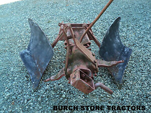 3 Point Hitch Hillside Bottom Turning Plow