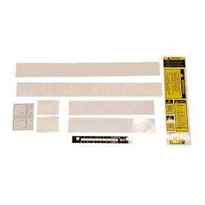 Dkfd6600 Complete Vinyl Hood Decal Kit For 6600 Ford Tractor 75 81