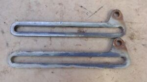 1926 1927 Model T Ford Windshield Swing Arms Original Pair Coupe Sedan