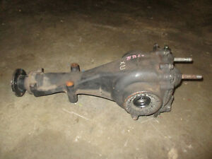Jdm Subaru Legacy Gt Turbo 04 09 R160 Vlsd 3 272 Rear Differential Diff Bl5 Bp5