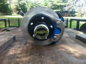 Dana 44 High Pinion Jeep Solid Front Axle 60 Inch Wms Drivers Side Diff