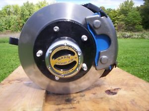 Dana 44 High Pinion Jeep Cj Solid Front Axle 58 Inch Wms Pass Side Diff