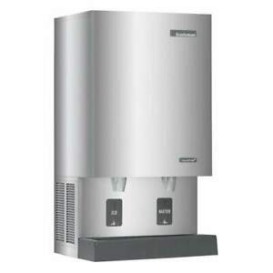 Scotsman Mdt5n40a 1j Countertop Nugget Ice Maker And Dispenser 523 lb 24 Hour