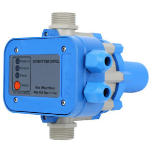 Automatic Water Pump Pressure Controller Electronic Pressure Switch 110v 1mpa