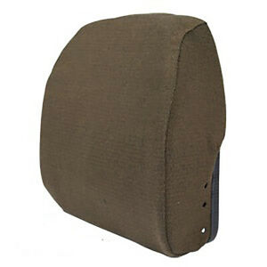 Brown Fabric Seat Cushion Set For John Deere 9100 9200 9300 9400 4wd Tractors