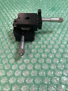 Del tron Xy Linear Motion Stage With 2 Micrometer Deltron