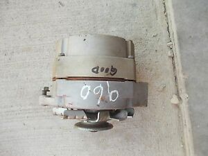 Ford 960 861 Tractor 12v Good Alternator Belt Drive Pulley