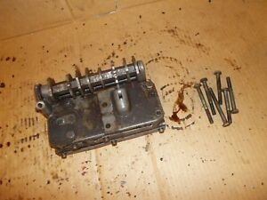 Ford 901 D Nf Rc Tractor Orignal Select O Speed Transmission Valve Block