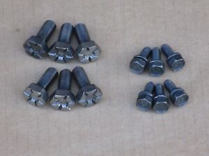 83 93 Mustang Clutch And Fly Wheel Bolts Gt Ssp Cobra Saleen Factory Stock