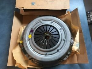 Clutch Pressure Plate And Disc Gm 12543934 Oem New In Gm Box Nos