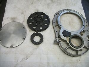 Bbc Milodon Fixed Idler Gear Drive