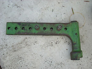 John Deere 1530 Tractor Rh Knee Assembly Swept Back Adj Axle T21511