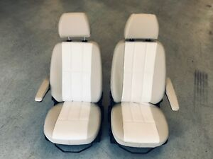 Pair Of Van Rv Bucket Seats
