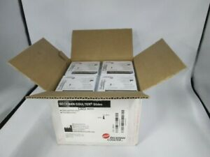 One Case Beckman Coulter Microscope Slides 10 Gross Nib