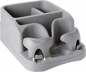 Texas Saddlebags Clutter Catcher Universal Floor Consoles Cup Holder Car Storage