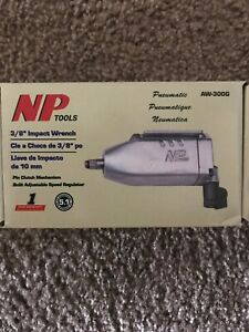3 8 Butterfly Impact Wrench 175 Ft Lbs Of Torque Np Tools