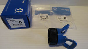 Graco Paint Sprayer Part 24d439 Retaining Ring Nut For G15 g40 Flat Face Gun Oem