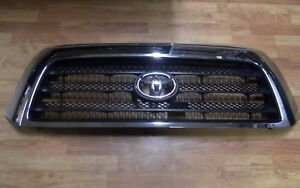 2007 2008 Toyota Tundra Sr5 Front Grille Oem Part 531000c150