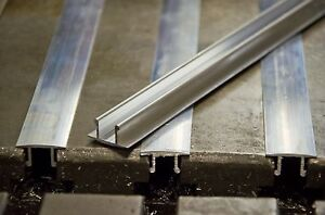 Cnc Or Conventional Mill 625 Extruded Aluminum T slot Cover Set 9 Sticks