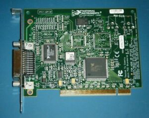 Ni Pci gpib Controller 183617h 01 National Instruments tested
