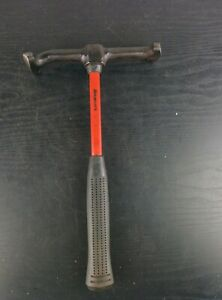 Ad297 Never Used Snap On Bf635 Usa Auto Body Door Skin Hammer