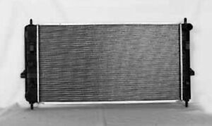 New Radiator Assembly Fits Saturn Ion 2 0l 05 06 Supercharged 22717621 Gm3010472