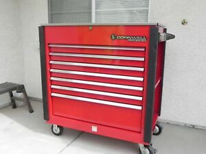 Cornwell Ctbmm800 Mobile Work Center Large 7 Drawer Roll Cart Tool Box