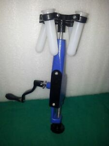 Hand Operated With 4 Tube Blood Centrifuge Machine Medical Lab Equipment