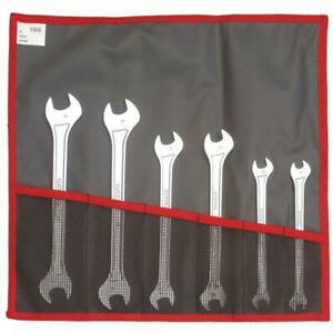 Facom 31 Je6t 31 Metric Extra Slim Open End Wrench Sets