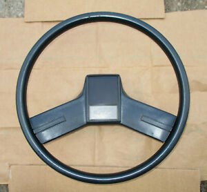 1986 88 Monte Carlo Luxury Sport Steering Wheel Blue Free Shipping