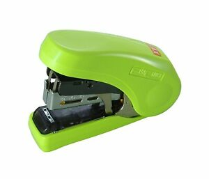 Max Flat Clinch Stapler Style Coin Holder Sealer Hd 10fl Red Removes Staples