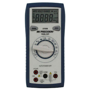 Bk Precision 2705b Autoranging Multimeter