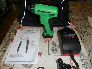 Snap On Cts596g 1 4 9 6v Impact In Excellent Condition