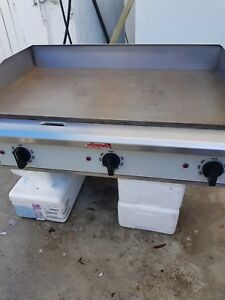 Toastmaster Pro Series Tmge36 Electric Griddle Single Phase 208 Volts