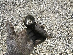 Oliver 70 Tractor Original Oliver Main Steering Gear Box Pitman Control Arm