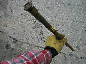 Oliver 88 Standard Tractor Original Steering Shaft From Wheel To Knuckle
