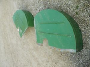 Oliver Orchard Standard Tractor Good Pair Set Of Over Top Fender Fenders
