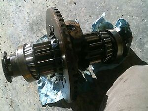 Oliver 77 Rowcrop Tractor Main Transmission Pinion Drive Gear Assembly