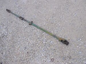 Oliver 77 Tractor Ol Original Steering Shafts Shaft Knuckles