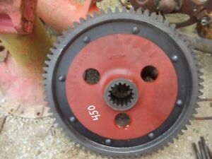 Farmall 400 450 Rc Tractor Ihc Rear Main Pinion Bowl Bull Drive Gear