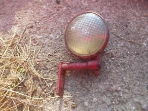 Farmall 300 Tractor Nice Orig Ih Working Front Tear Drop 6v Light