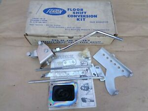 Nos Fenton Floor Shift Conversion Kit Original Vintage Accessory 56 62 Ford Merc