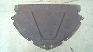 1940 Chevy Truck Grille Shell Upper Pan Cover Original Gm Top Of Shroud
