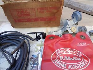 Nos 1960 Ford Galaxie Windshield Washer Kit Original Accessory