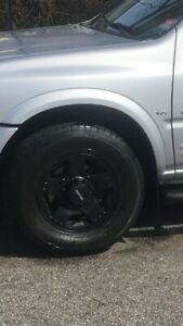 Isuzu Gm Chevy Truck Wheels Tires 6x139 7