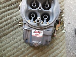 950 Dillman Racing Carb New Flows 1040 Cfm Will Support 950 Hp