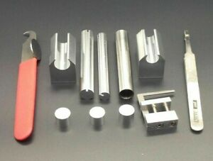 Locksmith Professional Disassembly Tools Kit