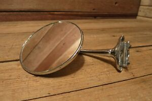 Vintage Side Mirror Classic Hot Rod Rat Rod Car Automobile Mirror Part